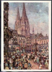 D-Reich Ganzsache Köln Fastelovend  (m8847 ) siehe scan