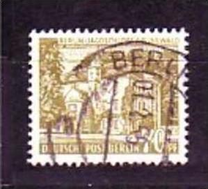 Berlin   Nr. 123  o  (o1184 ) siehe Bild