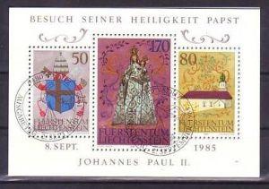 Liechtenstein  Block 12   o  ( m9193 ) DISCOUNT- siehe scan