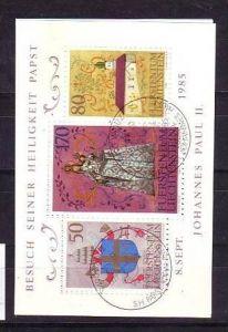 Liechtenstein  Block 12   o  ( m9195 ) DISCOUNT- siehe scan