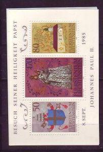 Liechtenstein  Block 12   **  ( m9194 ) DISCOUNT- siehe scan