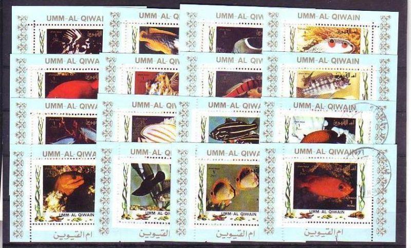 Fische    Lot   (m9199 ) siehe scan