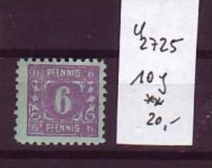 sowjet Zone Nr. 10 y  ** ( u2725  ) siehe scan