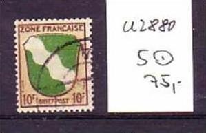 Franz.Zone Nr. 5  o (u2880 ) siehe scan