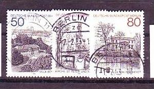 Berlin   Nr.  685-7  Berlin-o   (v5676 ) siehe scan