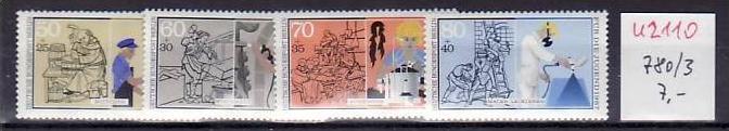 Berlin   Nr. 780-3 ** ( u2110  ) siehe scan