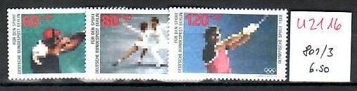 Berlin   Nr. 801-3   ** ( u2116  ) siehe scan