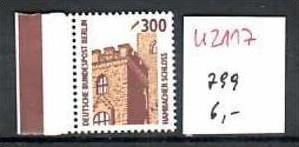 Berlin   Nr. 799  ** ( u2117  ) siehe scan