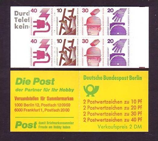 lot berlin gut billig m3803 siehe scan nr 69945582 oldthing berlin 1960 1990. Black Bedroom Furniture Sets. Home Design Ideas
