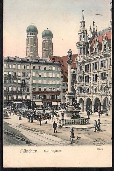 lampen münchen odeonsplatz