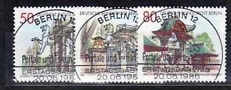 Berlin Nr. 761-3  top-o  (v7342 ) siehe scan gut & billig !!
