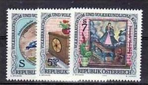 Österreich Nr. 2073-5  ** ( u4231 ) siehe scan
