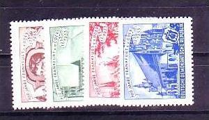 DDR Nr. 358-61   ** ( o2950 ) siehe scan