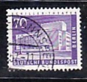Berlin Nr.  152  o  ( v7870 ) siehe Bild