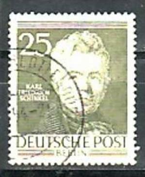 Berlin Nr.  98  o  ( v7879 ) siehe Bild