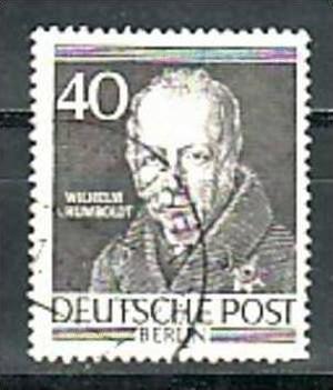 Berlin Nr.  100  o  ( v7880 ) siehe Bild