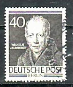 Berlin Nr.  100  o  ( v7881 ) siehe Bild