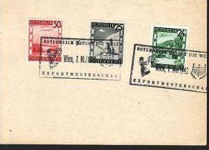 Österreich Werbestempel     (z9401 ) siehe scan