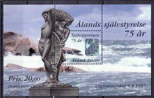 Aland  Block-3    **      (dc6389  ) siehe scan