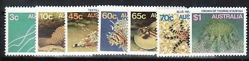 Australien Nr. 972-8   ** ( v 9039 ) siehe scan