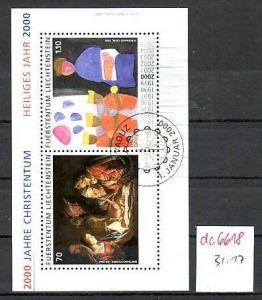 Liechtenstein   Block  17 o ( dc6618 ) siehe scan