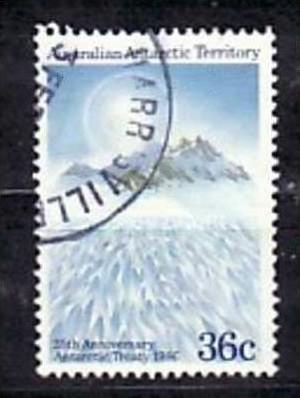 Australien-Antarktis Nr. 73  o ( v9654 ) siehe scan