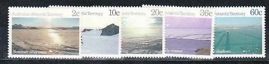 Australien-Antarktis Nr. 74-78  ** ( v9650 ) siehe scan