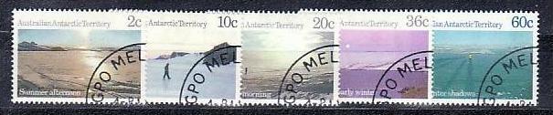 Australien-Antarktis Nr. 74-78  o ( v9651  ) siehe scan