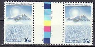 Australien-Antarktis Nr.2x73    ** ( v9660  ) siehe scan