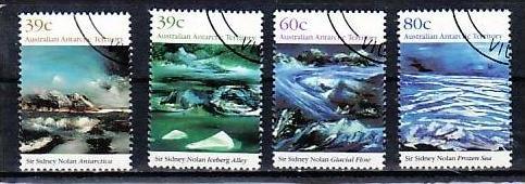 Australien-Antarktis Nr. 84-7  o ( v9663  ) siehe scan