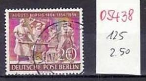 Berlin Nr. 125   o  ( o5438 ) siehe scan