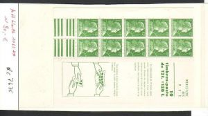 Frankreich Heft Blatt 1063  ** -rar !    (dc7675) siehe scan