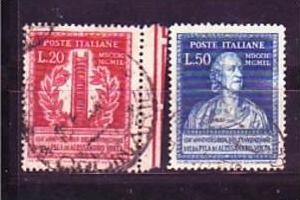 Italien Nr. 784-5   o  ( o6249  ) siehe scan !