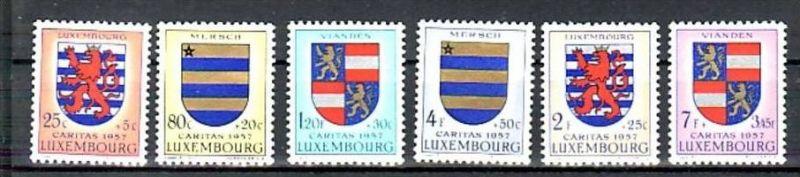Luxemburg  Nr. 575-0   **   (d7863 ) siehe scan