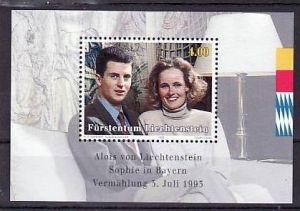 Liechtenstein Block 15 **  (dc7837   ) siehe scan