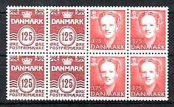 Dänemark Heft Blatt   **  (dc7838   ) siehe scan