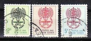 Papua Neu Guinea  Nr.  40-1    o   ( o6696  ) siehe  scan