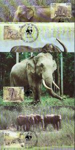WWF -MC  Sri Lanka   ( dc8177  )  siehe scan