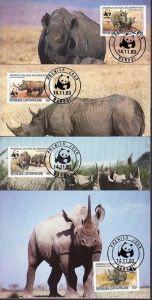 WWF -MC  Z.-Afrika    ( dc8179  )  siehe scan