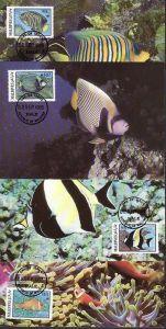 WWF -MC  Malediven ( dc8186  )  siehe scan