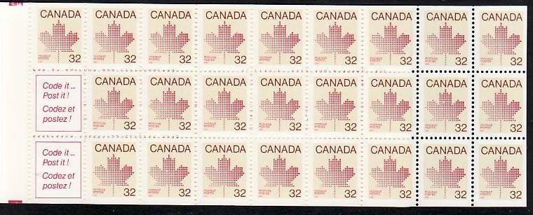 Kanada Markenheft  **  ( ba 2053 ) siehe scan