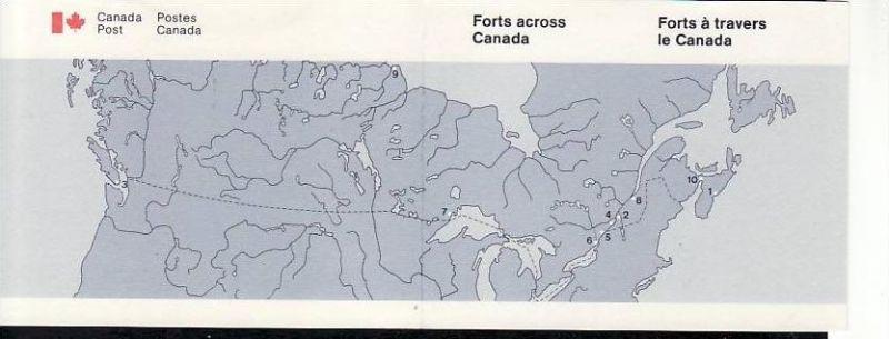 Kanada Markenheft   o ( ba 2051 ) siehe scan