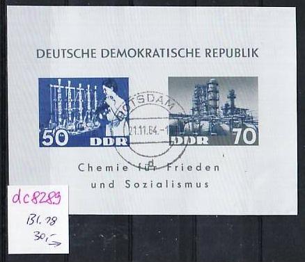 DDR  Block  18  -  o   ( dc 8289 ) siehe scan