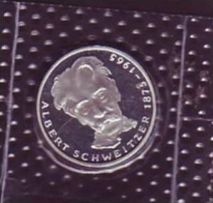 Brd 5 Dm Aschweitzer 1975 Pp X386 Siehe Scan Nr 149332437