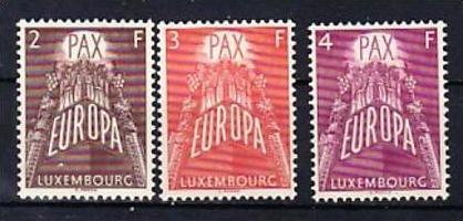Luxemburg Nr.  572-4    **  ( p2631  ) siehe scan