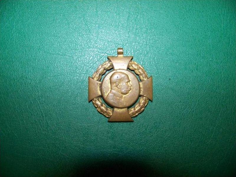 Österreich  Orden  1908      (x455 )orginal siehe Bild
