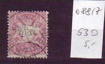 Bayern  Nr. 53     o      ( o8817  )siehe scan