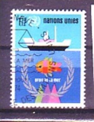 UNO GENF   Nr.  45   o     (u3242 ) siehe scan
