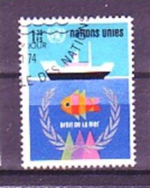 UNO GENF   Nr.  45   o     (u3243 ) siehe scan