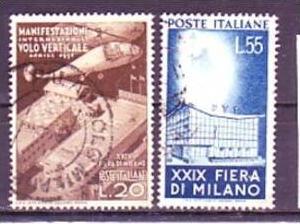 Italien  Nr. 830-1    o  (o9229 ) siehe scan